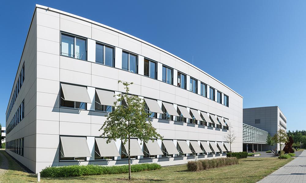 Bild vom Gebäude Cauerstrasse 11