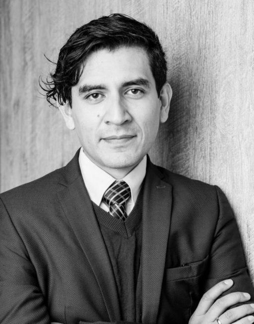 Jorge Alfonso Echavarria Gutiérrez
