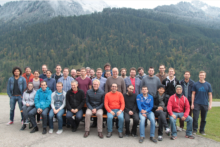"Towards entry ""10.10.2016 – 13.10.2016 Closed conference of our chair at Hirschegg, Austria"""