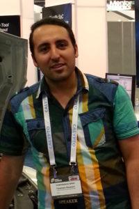 Personal picture of Faramarz Khosravi