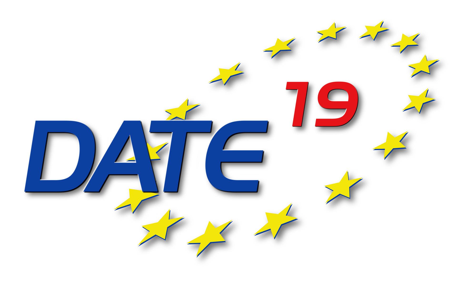 Logo of DATE Konferenz