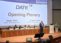 "Towards entry ""Jürgen Teich General Chair DATE 2019, 25-29 March 2019, Florence, Italy"""